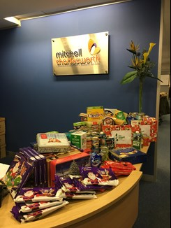 Trussell Trust food donation